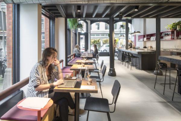 Quán cafe khung thép Đà Nẵng