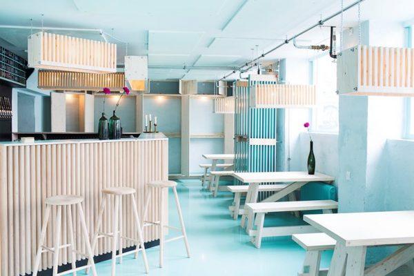 Mẫu thiết kế quán cafe khiến ai cũng mê mẩn
