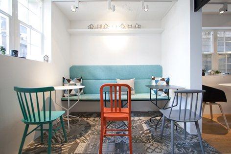Mở quán cafe Bắc Âu