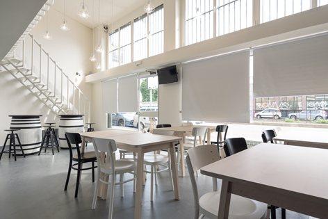Thiết kế quán cafe đơn giản đẹp
