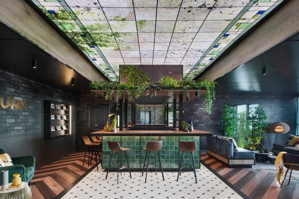 Thiết kế quán cafe văn phòng đẹp tại Đà Nẵng