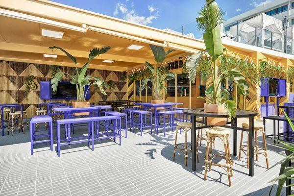 Bí quyết thiết kế quán cafe sân thượng