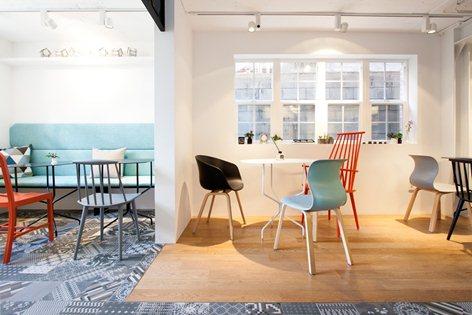 Thiết kế không gian nội thất quán cafe