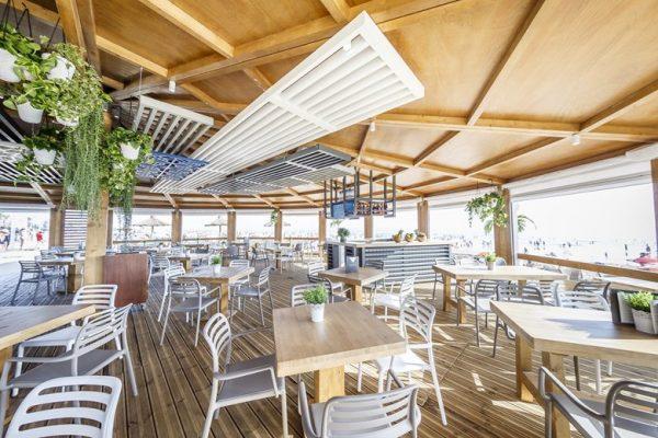 Thiết kế quán cafe view biển đẹp tại Đà Nẵng