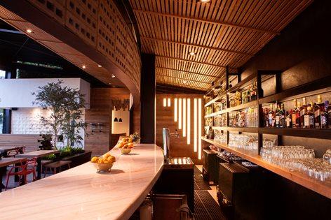 Thiết kế quán cafe ngoài trời đẹp