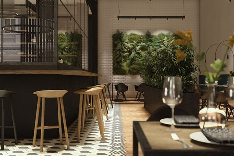 Chi phí thiết kế quán cafe đẹp