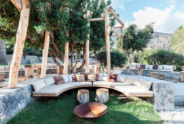 mô hình cafe sân vườn cao cấp