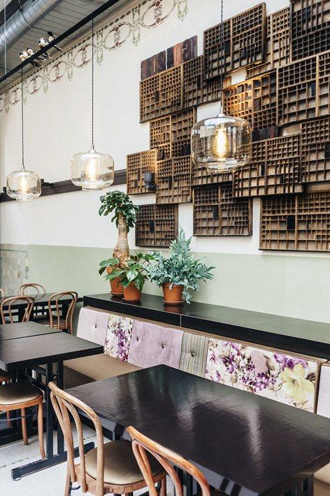 Mẹo trang trí quán cafe đẹp